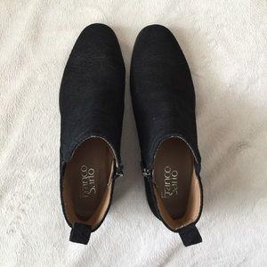 Franco Sarto Shoes - Franco Sarto Rocky Suede Booties